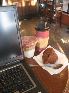 Breakfast at Cafe Cole Valley