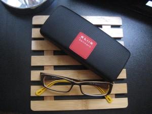 KLiiK eyewear. They're Danish + oh-so-hip