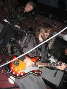Miike Snow frontman, Andrew Wyatt