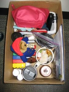 box 'o stuff